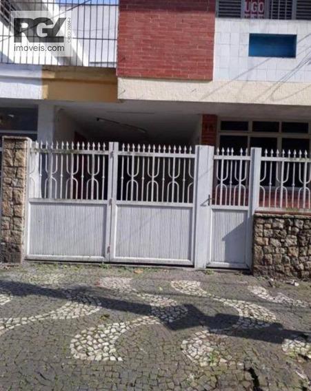 Casa Com 3 Dormitórios Para Alugar, 134 M² Por R$ 2.500,00/mês - Ponta Da Praia - Santos/sp - Ca0630