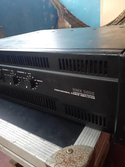 Amplificador Qsc Rmx 5050.