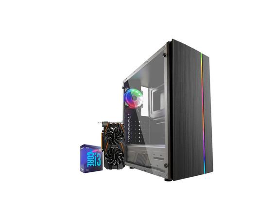 Pc Gamer I3 8100 Geforce Gtx 1060 6gb 8gb Ddr4 Hd 1tb 500w