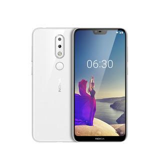 Nokia X6 6.1 Más 4g Móvil Teléfono 64gb Rom 4gb Ram