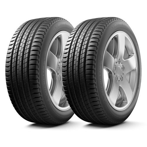 Kit 2 Neumáticos Michelin 285/45r19 111w Latitude Sport 3 Zp