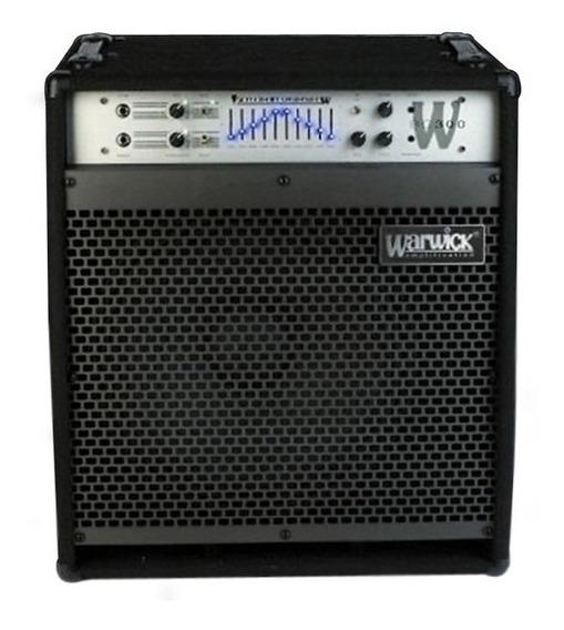 Amplificador De Bajo Warwick Bc300 Envío Gratis Cuotas
