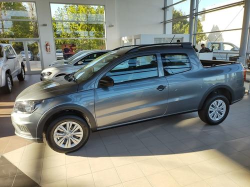 Volkswagen Saveiro 0km $380.000 + Cuotas Fijas Tasa 0% G-