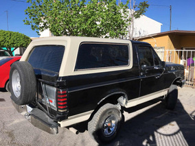 Ford Bronco Eddie Bawer