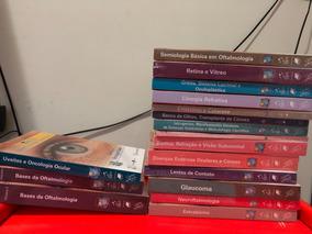 Coleção Cbo Série Oftalmologia Brasileira 17 Volumes