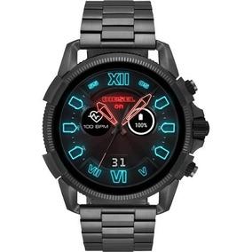 Relógio Diesel Dzt2011on Full Guard 2.5 Gunmetal Black Smart
