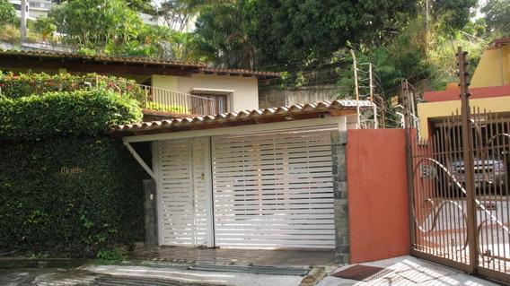 Casa, En Venta, Lomas Del Club Hípico, Caracas, Mls 20-15047
