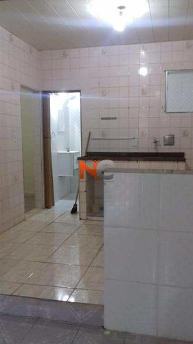 Casa Com 2 Dorms, Abolição, Rio De Janeiro, Cod: 757 - A757