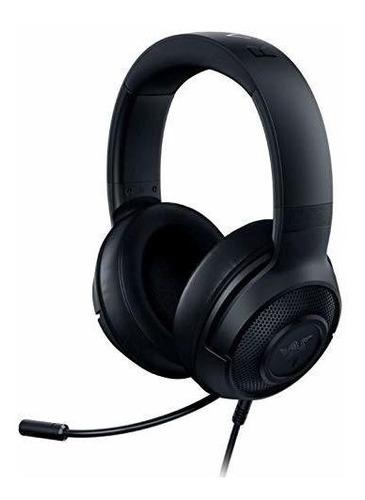 Auriculares Ultrarrapidos Para Juegos Razer Kraken X: Sonido