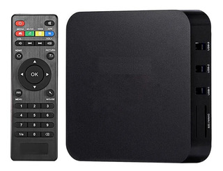 Conversor Televisor A Smart Tv 1080p Netflix Series Android