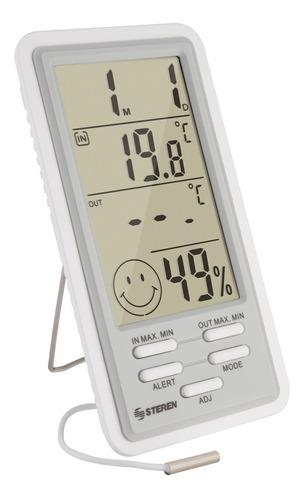 Termometro Higrometro Digital Humedad Exteriores Steren