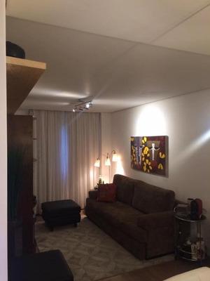 Apartamento Em Planalto Paulista, São Paulo/sp De 37m² 1 Quartos À Venda Por R$ 580.000,00 - Ap217395
