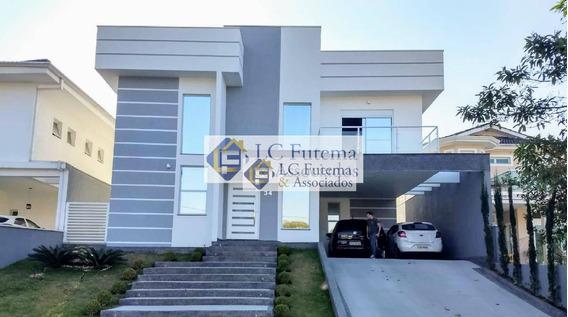 Casa Com 3 Dormitórios À Venda, 236 M² A Partir De R$ 1.199.000 - Residencial Dos Lagos - Cotia/sp - Ca0045