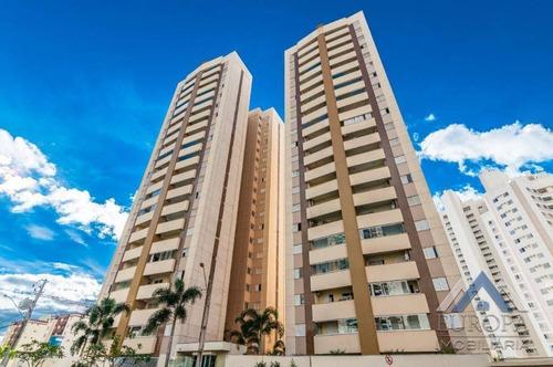 Apartamento Com 3 Dormitórios À Venda, 76 M² Por R$ 410.000,00 - Gleba Fazenda Palhano - Londrina/pr - Ap0529