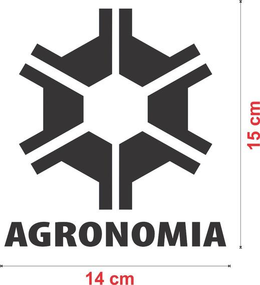 Adesivo Agronomia Plotter