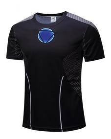 Camisa Camiseta Homem De Ferro Super Herois Tony Stark