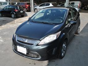 Ford Fiesta Kinetic Design 1.6 Trend 2011 Gris 5 Puertas Joy