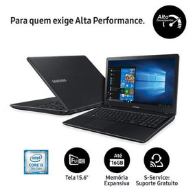 Notebook Samsung Expert X21, Core I5-7200u, 4gb, 1tb