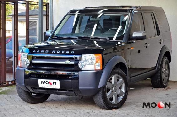 Land Rover Discovery3 Se 4x4 2007 Preta Diesel