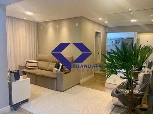 Imagem 1 de 15 de Apartamento Com 2 Quartos Suite 2 Vagas À Venda, 68 M² Por R$ 795.000,00 - 11590