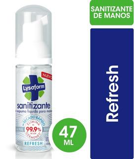 Sanitizante De Manos Lysoform 47cc - 3 Unidades