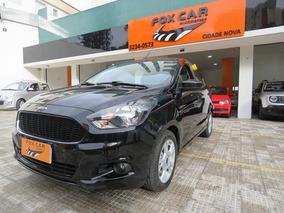 Ford Ka 1.5 Sel Flex 4p Ano 2016/2017 (3875)