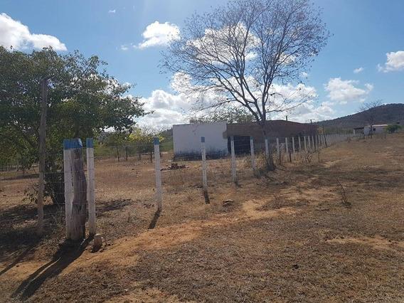 Sítio Em Área Rural, Riacho Das Almas/pe De 0m² À Venda Por R$ 110.000,00 - Si270802