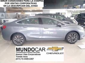 Chevrolet Cruze 1.4 Turbo Lt Ltz/ltz + Mt/at Linea Nueva 0km