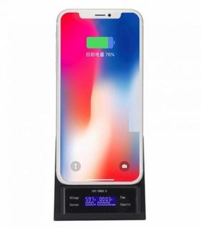 Cargador Inalámbrico Portátil, Qi Charging Pad Para iPhone X