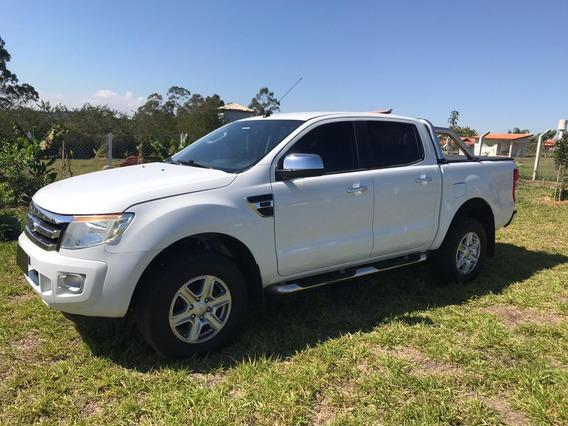 Ford Ranger Xlt Flex - 2014 - Único Dono