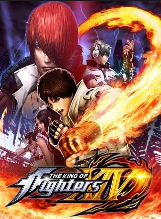 The King Of Fighters Xiv-pc-dvd-(midia Fisica)