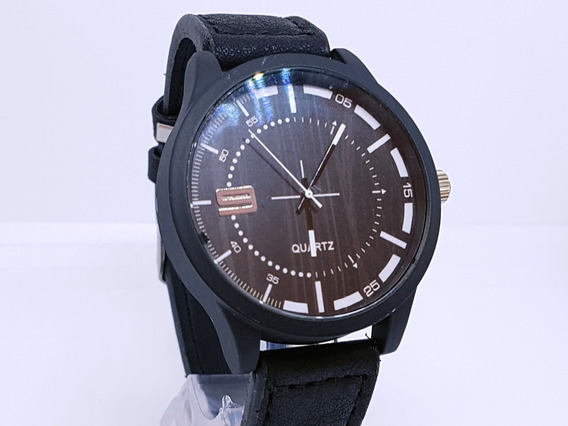 Relógio Luxo Masculino Yasolle Pulso Social Pulseira Preta