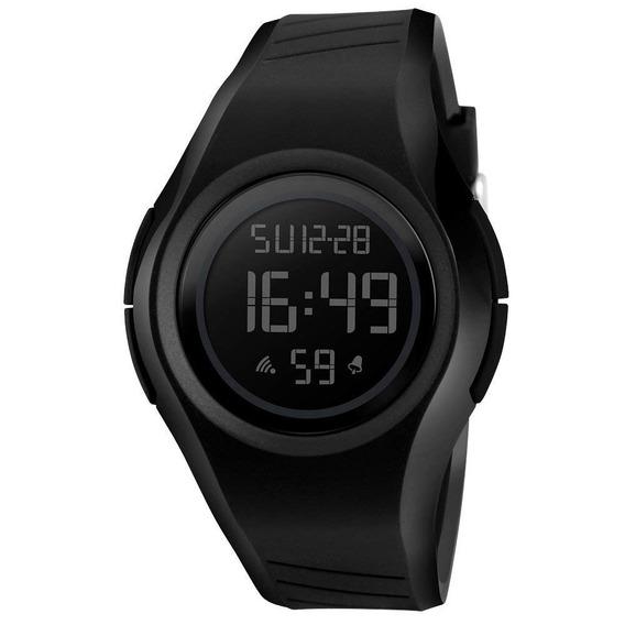 Skmei 1269 Reloj Hombre Deportivo Digital Sumergible 50 M