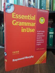 Essential Grammar In Use - Sem Cd - Raymond Murphy