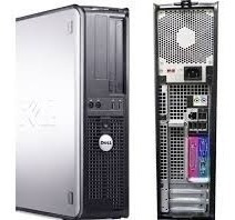 Desktop Dell Optiplex 380 Core2 Duo E7500 2.93 Ghz