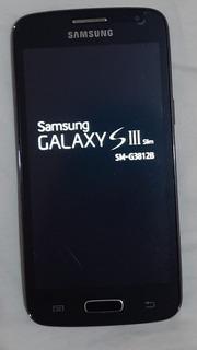 Celular Galaxy Siii Slim + 1 Capinha