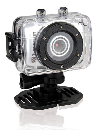 Câmera Filmadora Prova D´agua Bob Burnquist Dc180