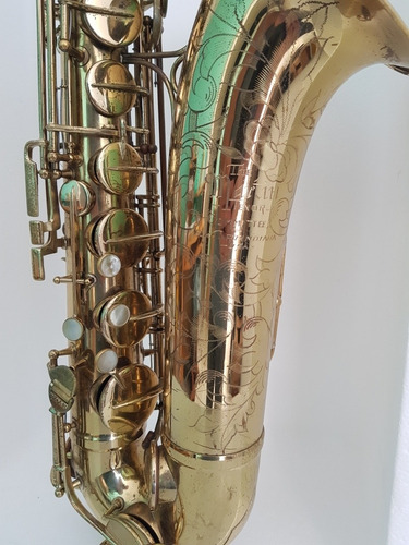 Sax Tenor Martin Committee Ill Made In Usa,  Vintage Sax.