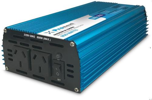 Inversor Conversor Power Inverter 12vcc A 220vca 800 W