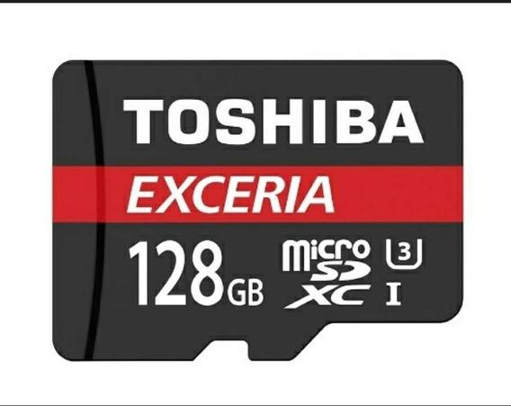 Cartãotoshiba Microsd 900mb/s 128gb
