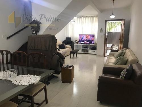 Imagem 1 de 30 de Casa Para Venda, 4 Dormitórios, Vila Romana - São Paulo - 3778