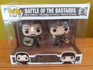 Funko Pop Battle Of Bastards Game Of Thrones