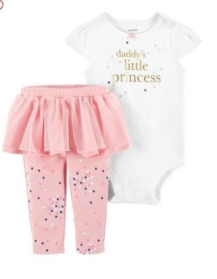 Conjunto Little Princess - Carter