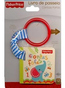 Kit Com 4 Livros De Passeio - Fisher Price