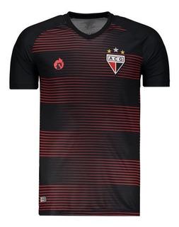 Camisa Tommer Atlético Goianiense Concentração Atleta 2019