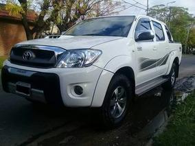 Toyota Hilux 4x4 3.0td*automatica*cuero