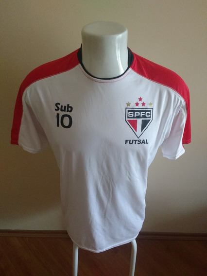 Camisa Do São Paulo - Futsal - Nova (580)