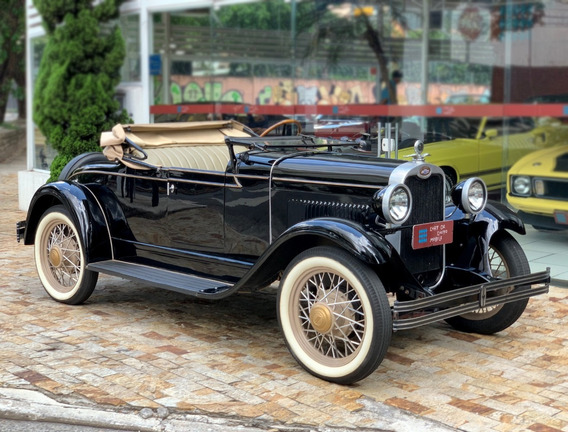 Chevrolet Roadster - 1928
