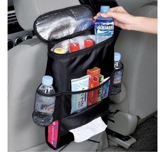 Organizador Portatil Cooler Bolsa Porta Treco Multiuso Carro
