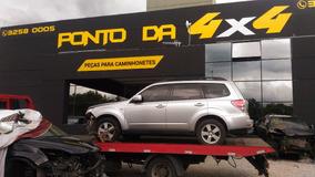 Sucata Subaru Forester 2.0 2012